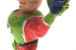 Treckerheld 3D Figur stehend links