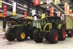 Traktorado 2016 - Zwei traktoren