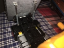 Siku LKW mit Kipper Aufsatz Hydraulikzylinder